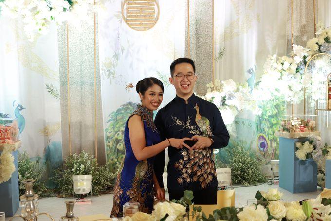 Entertainment Sangjit Hotel Mulia Jakarta by Double V Entertainment by Albert Yanuar - 036