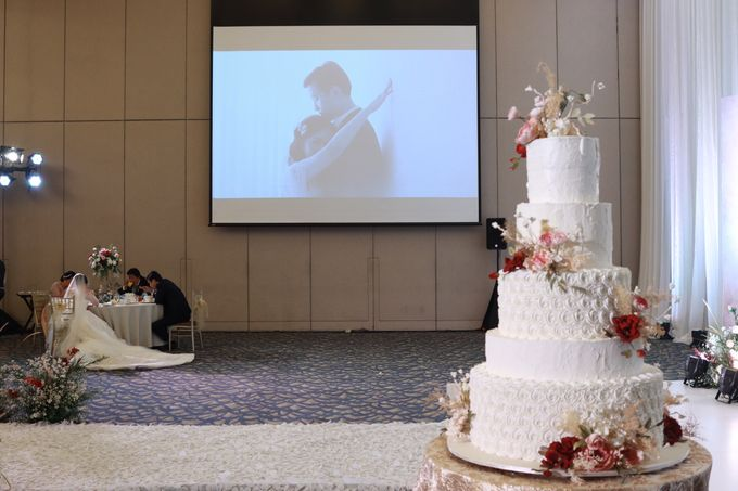 New Normal Wedding Jazz Entertainment at Sheraton Jakarta - Double V entertainment by Double V Entertainment - 025
