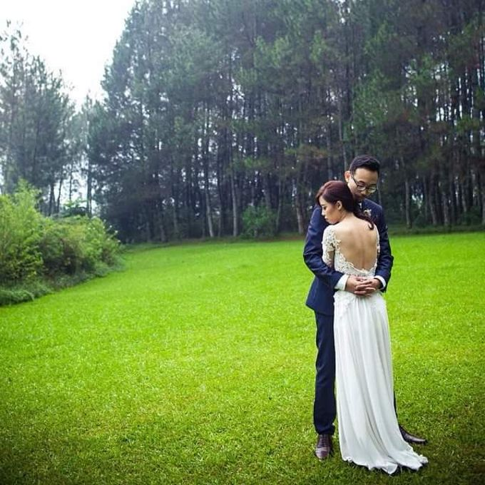 a Forest Wedding by Bozza Event Organizer - 017