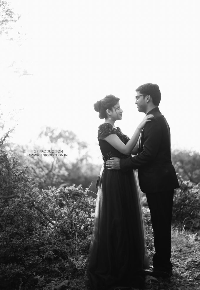 Pre Wedding Shoot by GP PRODUCTION - 015