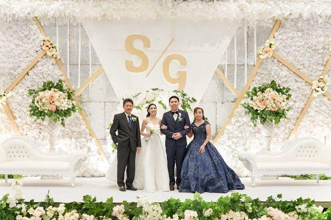 Wedding Of Sastra & Gracia (Green) by Ohana Enterprise - 027