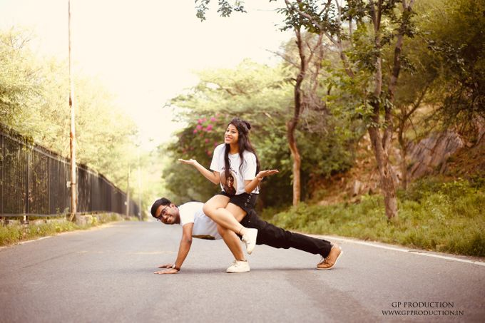Pre Wedding Shoot by GP PRODUCTION - 016