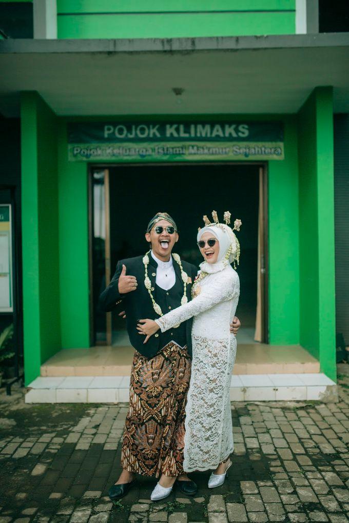 Micro Wedding Okta & Kresna by Kisah Kita Wedding Planner & Organizer - 006