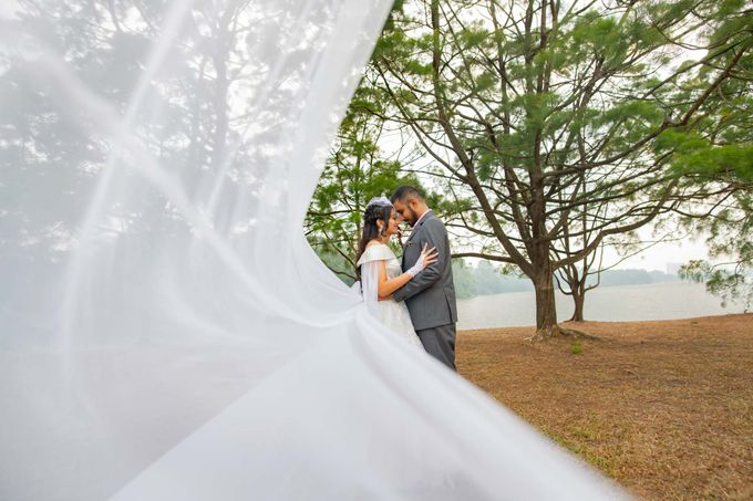 Pre-Wedding Shoot by GrizzyPix Photography - 007