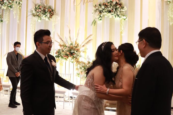 MC Wedding Intimate Double Tree Jakarta by Anthony Stevven by Anthony Stevven - 024