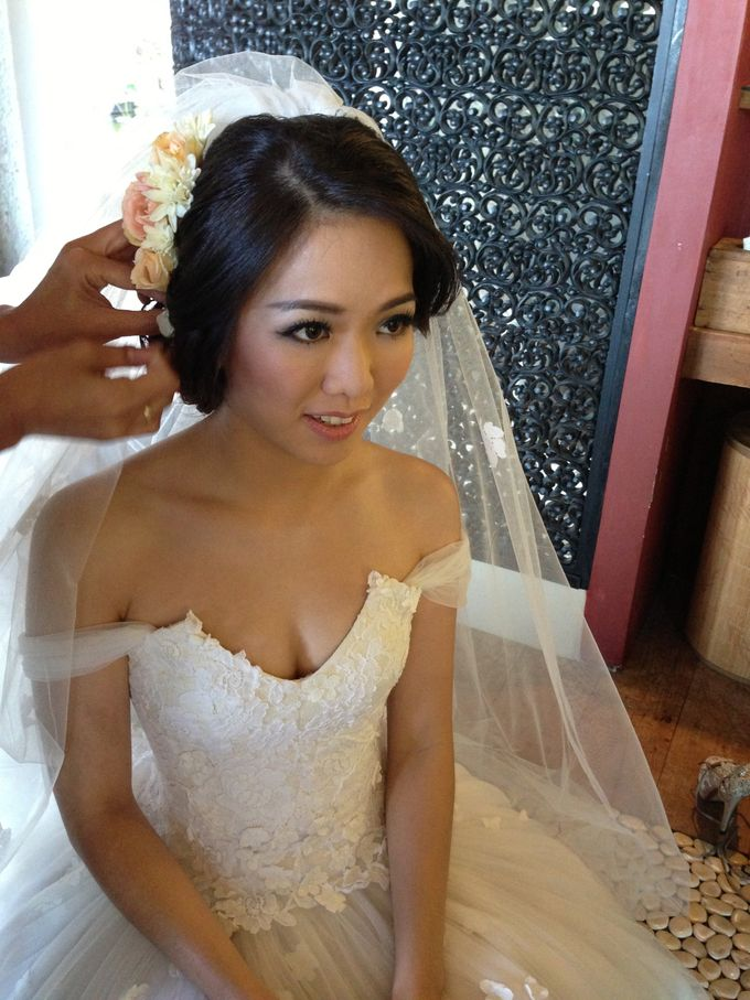 Wedding by New Melati Salon Bali - 016
