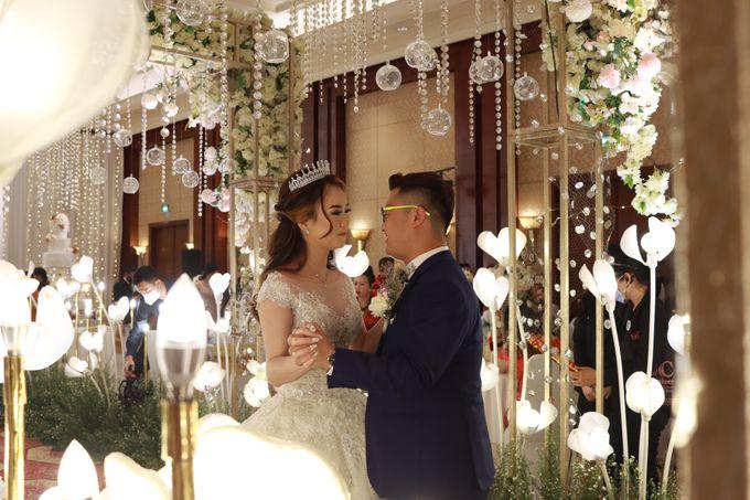 Entertainment Jazz Wedding JW Marriott Jakarta - Double V Entertainment by EIFFEL CAKE - 009