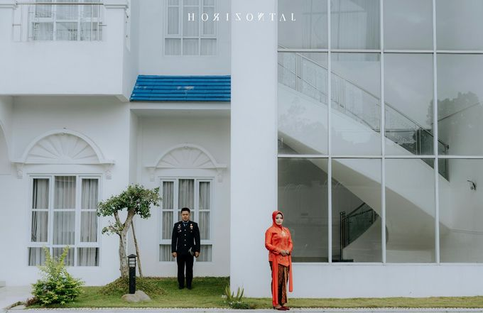 Prewedding Nidan // Caca by Horizontal Studio - 001