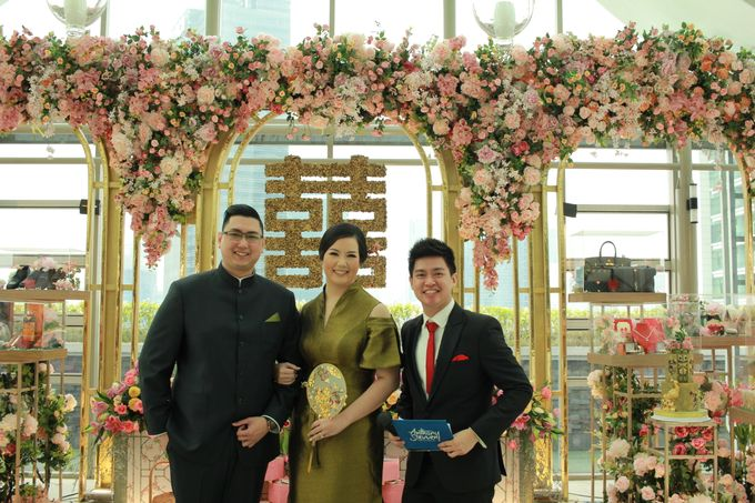 MC Sangjit & MC EngagementnThe Glass Terrace Grand Hyatt Jakarta  By Double V Entertainment by Anthony Stevven - 012