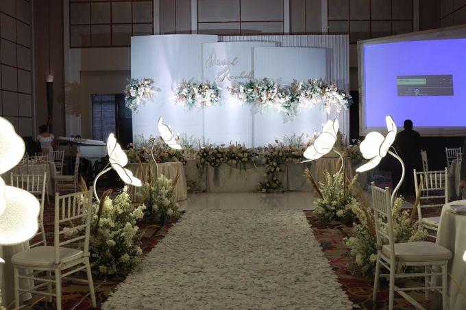 MC Wedding Intimate Fairmont Jakarta - Anthony Stevven by Anthony Stevven - 005