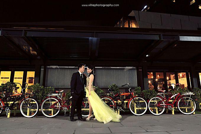 David & Fransisca by V-lite Photography - 011