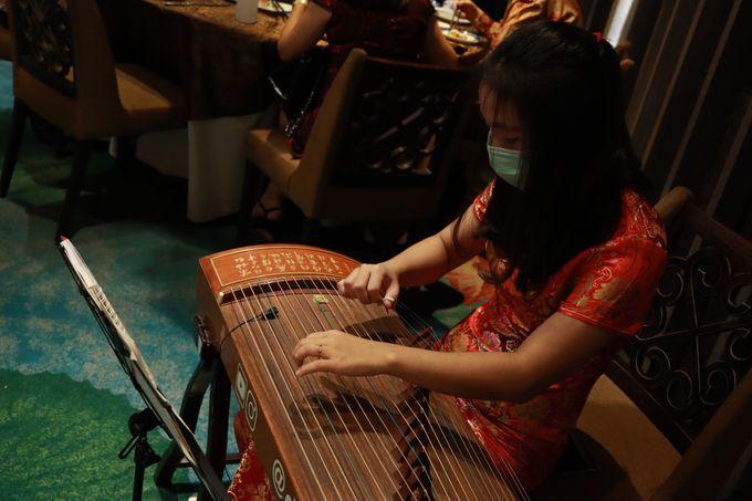 Chinese Instrumental Sangjit Taste Paradise Hyatt Jakarta - Double V by Double V Entertainment - 005