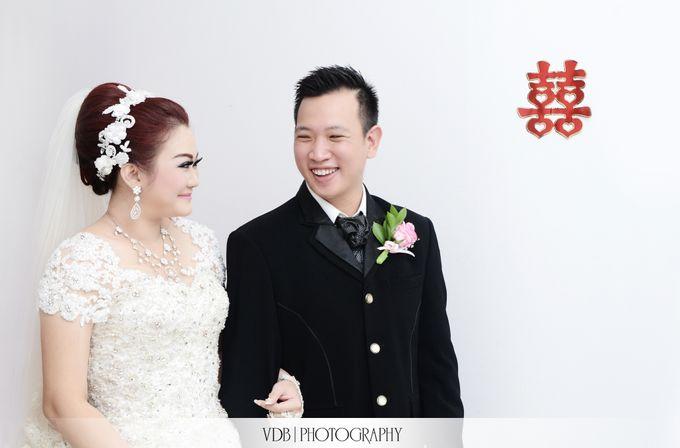 [Wedding Day] Rio & Winnie by VDB Photography - 042