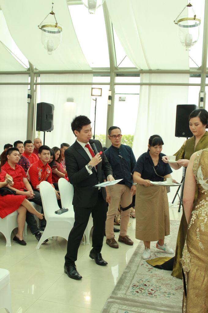 MC Sangjit & MC EngagementnThe Glass Terrace Grand Hyatt Jakarta  By Double V Entertainment by Anthony Stevven - 011