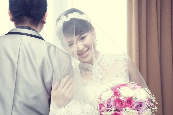 wedding day by Xin-Ai Bride - 043