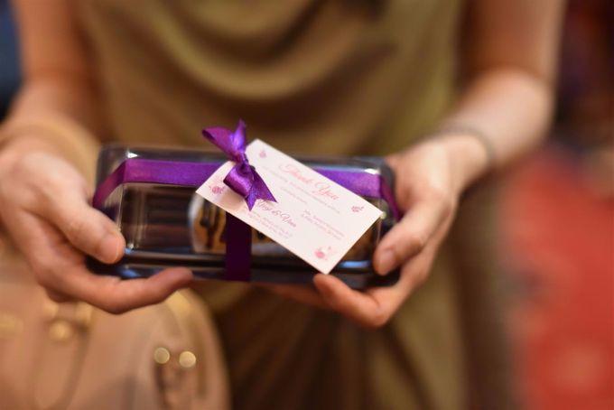 Yogi & Vina Wedding by Boens Bakery - 002