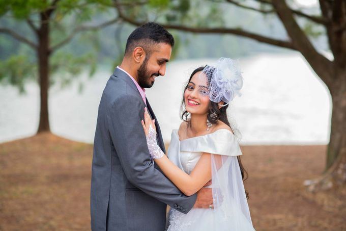 Pre-Wedding Shoot by GrizzyPix Photography - 008