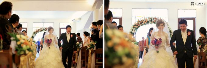 Stephen and Ingrid's Wedding Day by Overdream Production - 008