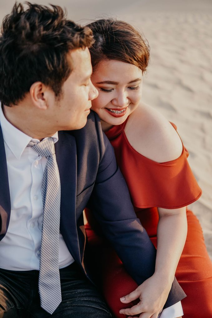 Ruth & Ruel by The LoveStruck Photography - 010