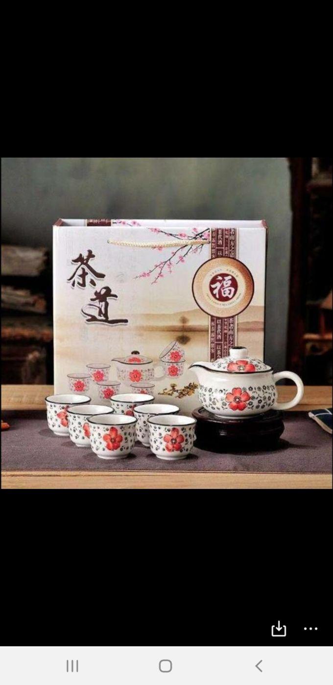Premium Gift Set by Alleriea Wedding Gifts - 014