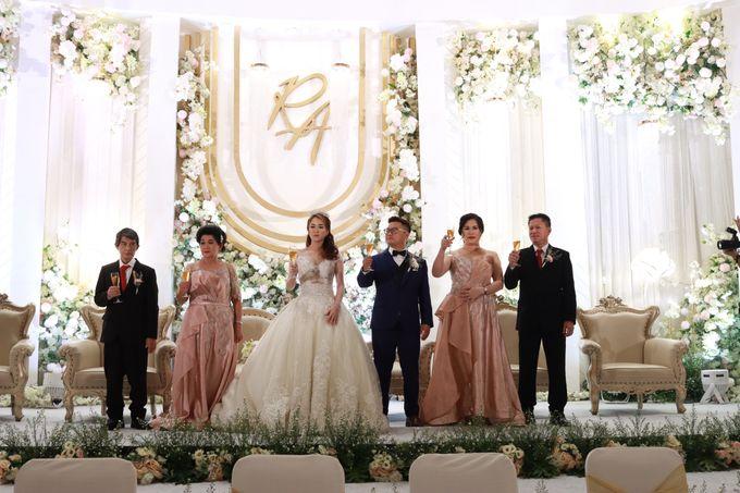 Entertainment Jazz Wedding JW Marriott Jakarta - Double V Entertainment by JW Marriott Hotel Jakarta - 018