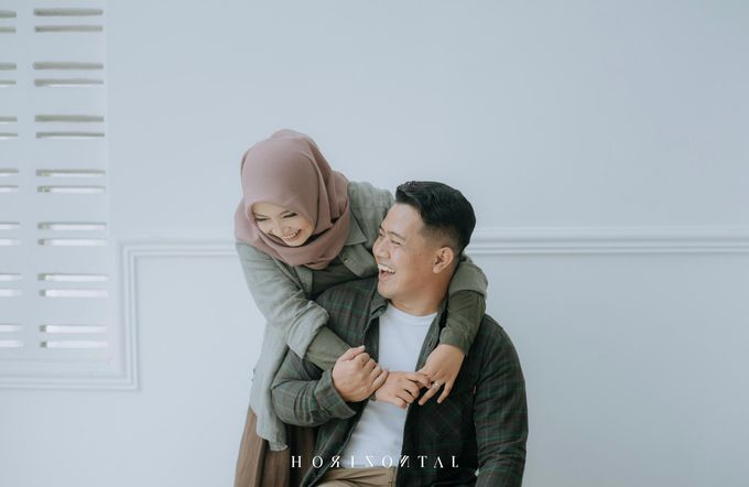 Prewedding Nidan // Caca by Horizontal Studio - 008