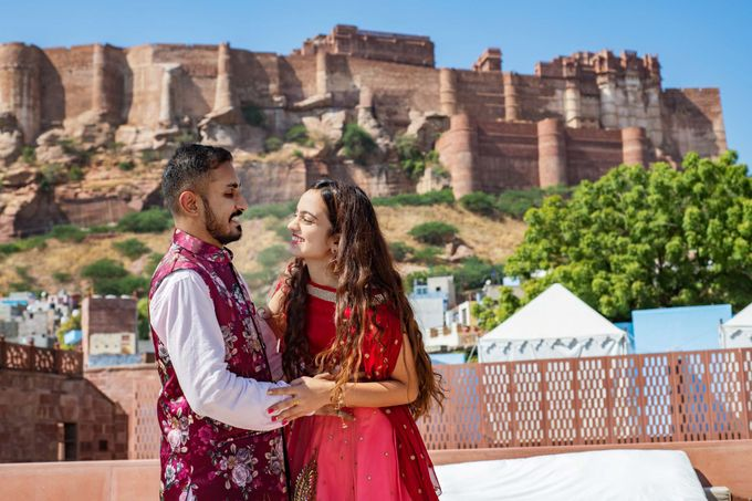 Jodhpur Pre-Wedding Shoot by GrizzyPix Photography - 008
