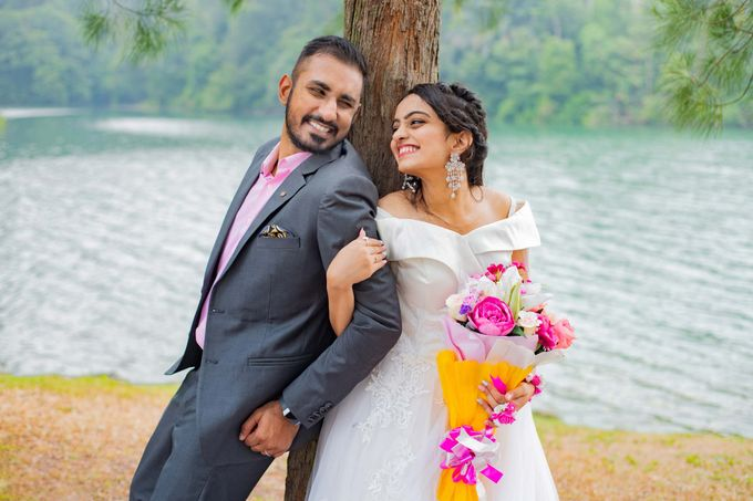 Pre-Wedding Shoot by GrizzyPix Photography - 010