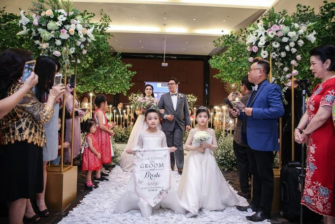 THE WEDDING OF YUDI & SHERLY by The Wedding Boutique - 014