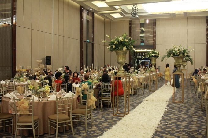 Mc Entertainment Wedding Sheraton Gandaria - Anthony Stevven  with Double V Entertainment Jakarta by Anthony Stevven - 002