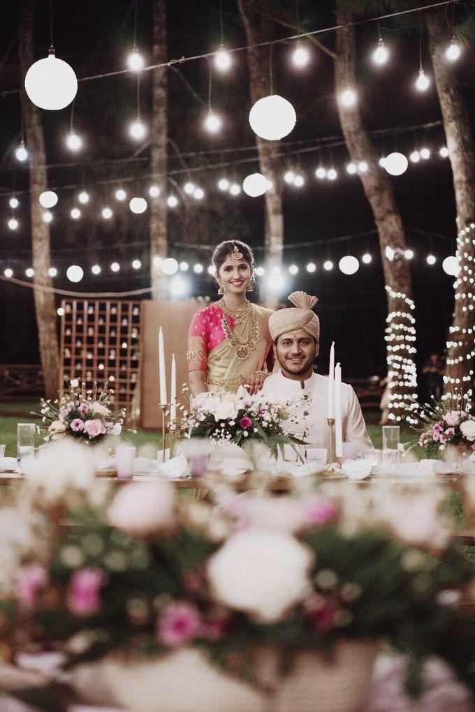 The Wedding Of Nishant & Vinutha by Elior Design - 006