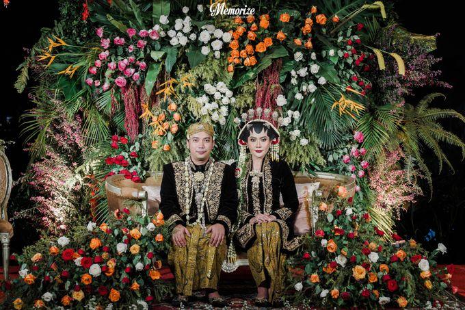 NIKEN LUTHFI by Chandira Wedding Organizer - 016