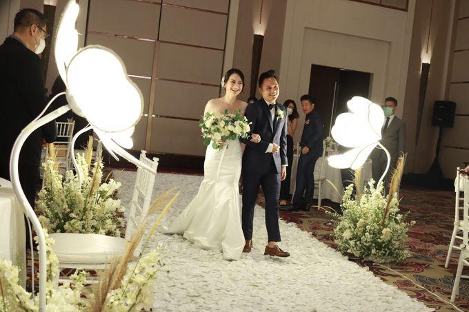 MC Wedding Intimate Fairmont Jakarta - Anthony Stevven by Anthony Stevven - 009