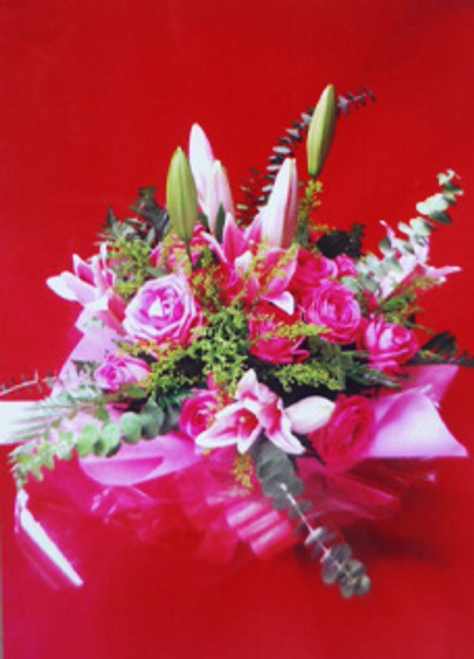 Contoh Bunga Papan dan Rangkaian Bunga by Tania Florist - 022