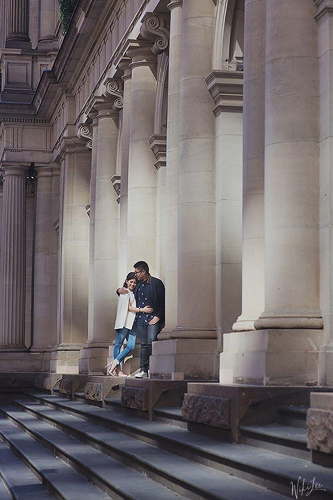 Rendy + Sity: Melbourne, I'm in Love by Wiki Lee - 003