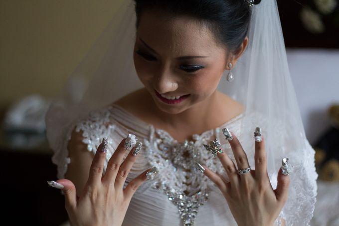 de_Wedding of Edwin Lau & Chika Yessyca by de_Puzzle Event Management - 007
