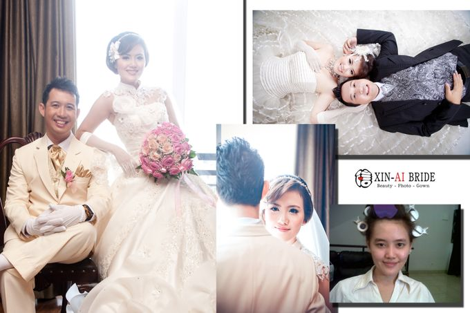 before & after by Xin-Ai Bride - 028