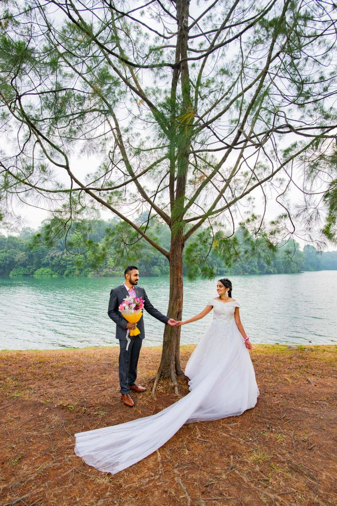Pre-Wedding Shoot by GrizzyPix Photography - 011