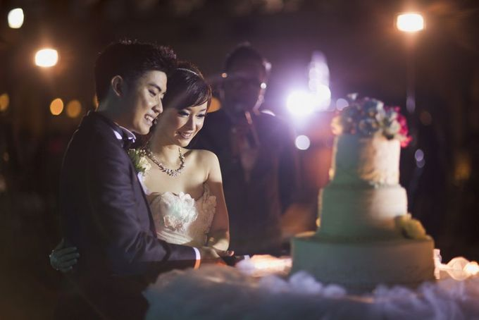 Garden Wedding of Ricky & Inggrid by All Occasions Wedding Planner - 007