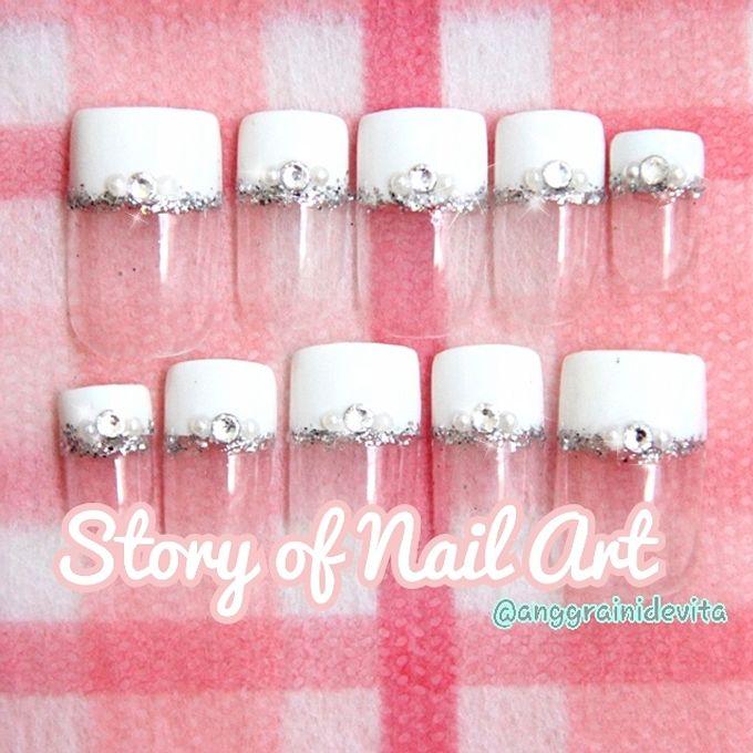 Fake Nails by Story of Nailart - 013