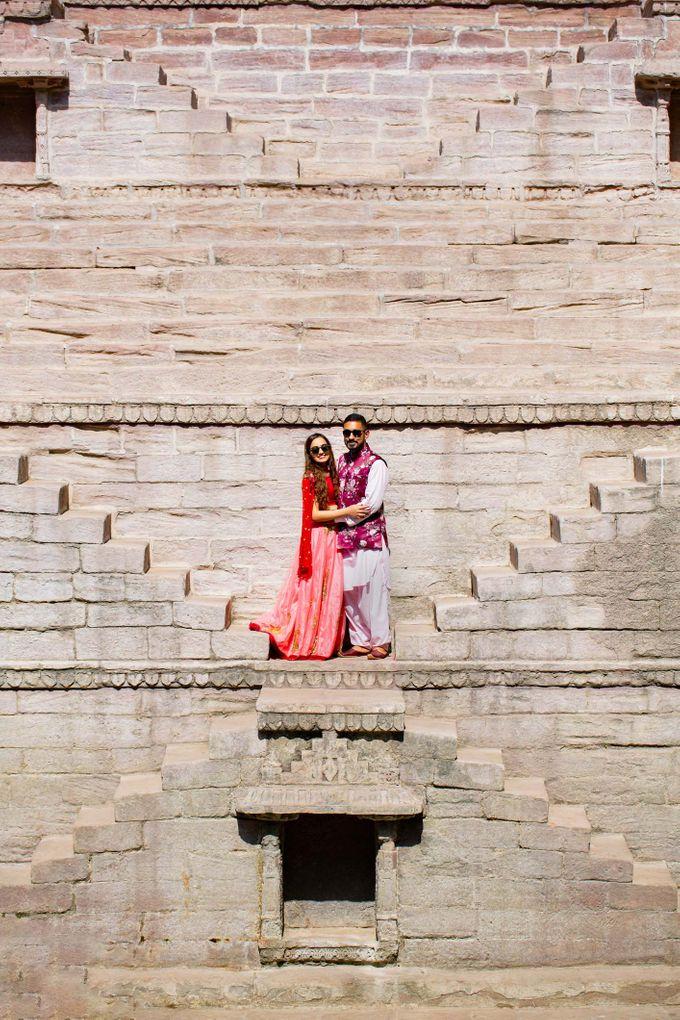 Jodhpur Pre-Wedding Shoot by GrizzyPix Photography - 011