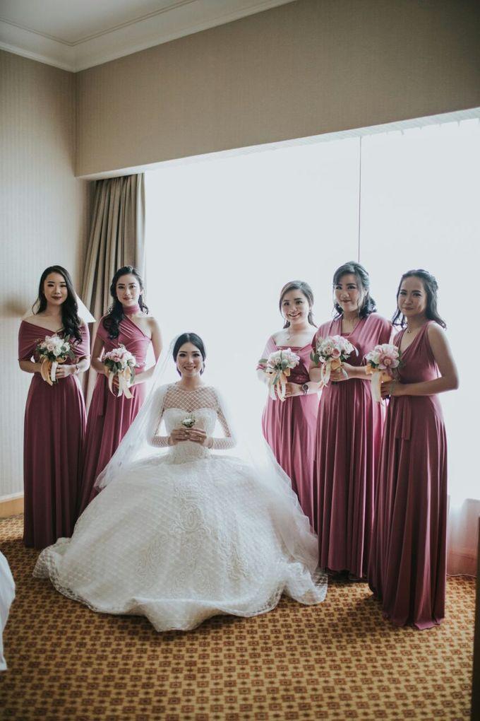 RIO METIA WEDDING by bridestore indonesia - 002