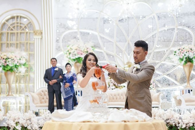 Wedding Of Adi & Pricilia by Ohana Enterprise - 017