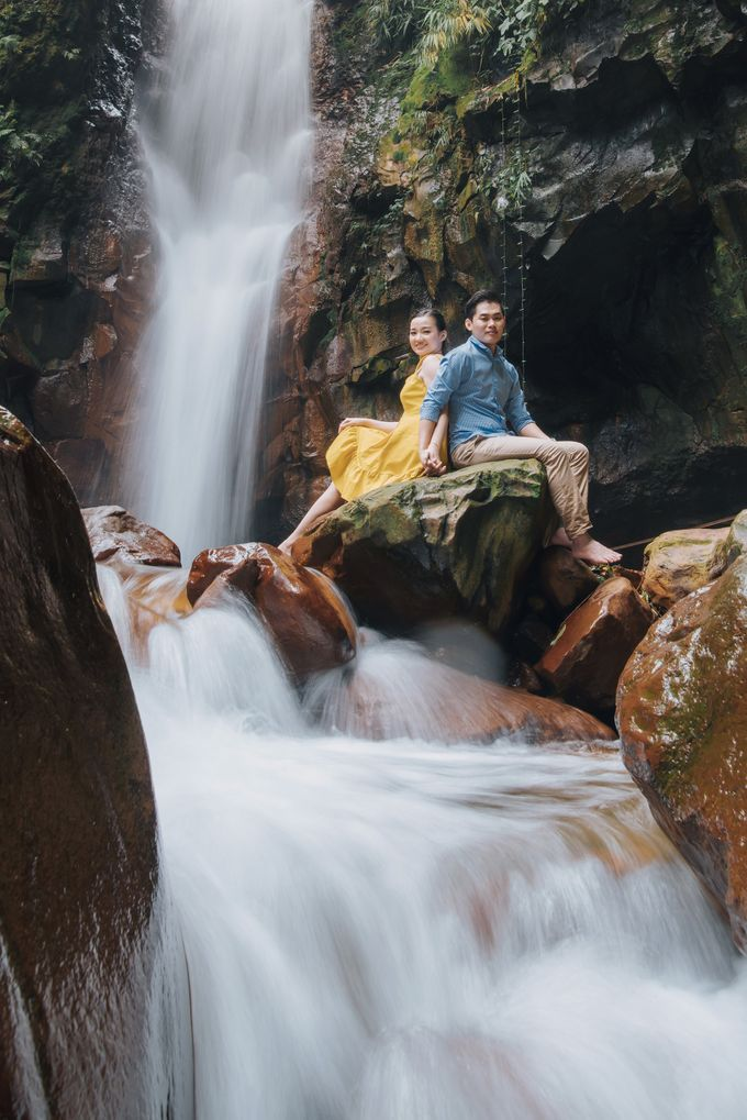 Rikky & Dewi Prewedding by GoFotoVideo - 017