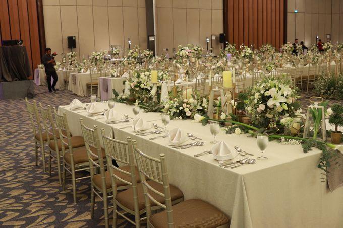 MC Wedding Intimate Grand Sheraton Gandaria Jakarta - Anthony Stevven by Sheraton Grand Jakarta Gandaria City Hotel - 008