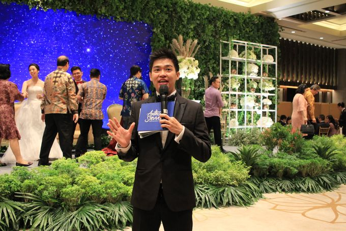 MC Wedding Ayana Mid Plaza Jakarta - Anthony Stevven by MOSCATO MOMENTS EVENTS - 010