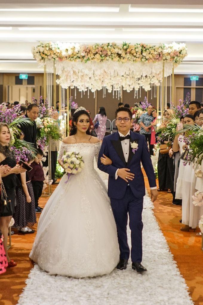 Wedding Of Hendarto & Rosdiana by Ohana Enterprise - 010