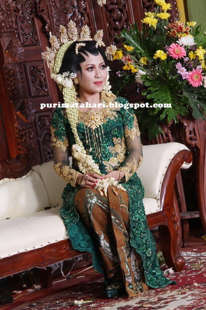 Pengantin Jawa by Puri Matahari Rias Pengantin - 001