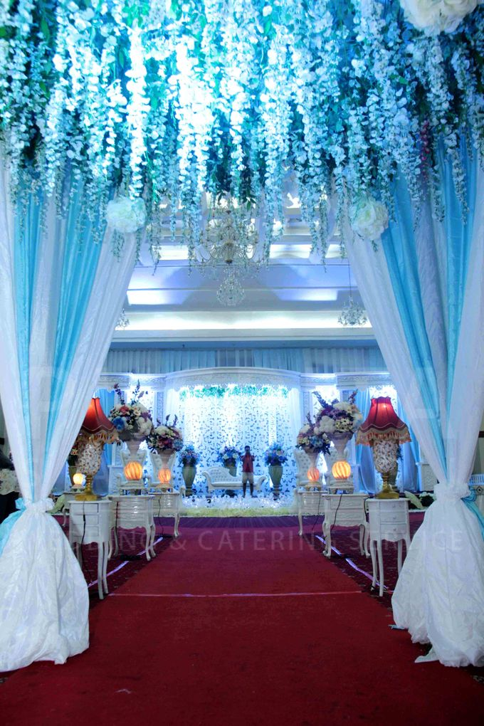 PUSPITA SAWARGI - Blue is the warmest colour. by PUSPITA SAWARGI (wedding and catering service) - 001