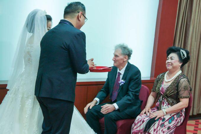 Wedding Michael & Felinda, 23 Oktober 2016 by Red Hat Organizer - 016
